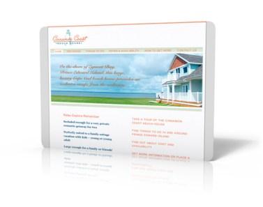 rental accommodation marketing and websites
