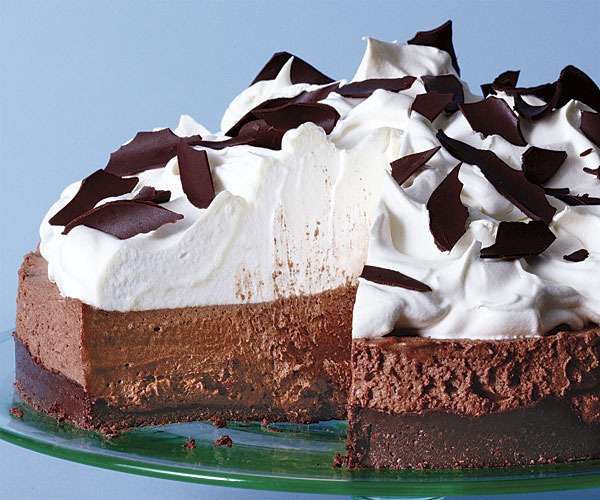 Quick Chocolate Mousse Cake Recipe
