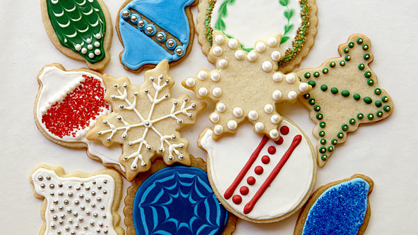 Vanilla Cut Out Cookies Recipe Finecooking