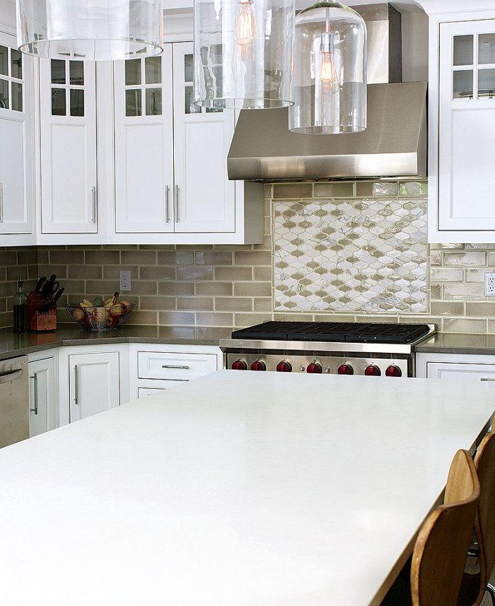 how to install a tile kitchen backsplash fine homebuilding