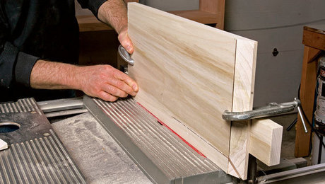 Making Raised Panel Doors On A Tablesaw Fine Homebuilding