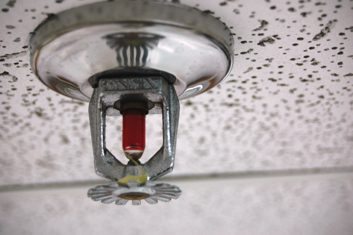 How To Cut Ceiling Tiles Around Sprinkler Heads Www