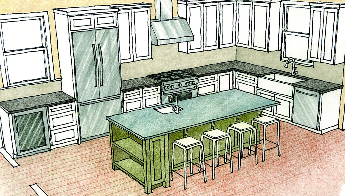 Kitchen Design Planning Tool