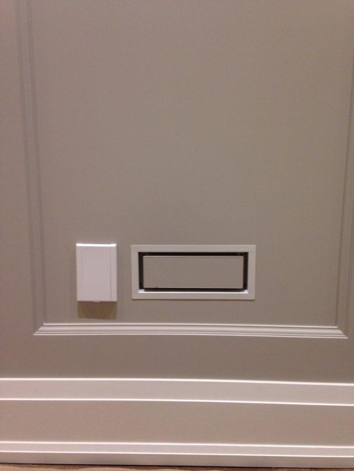 stealth air registers fine homebuilding