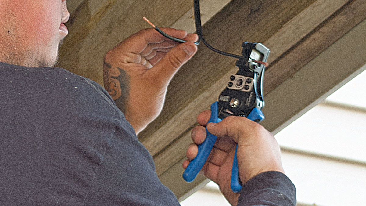 installing low voltage led lighting