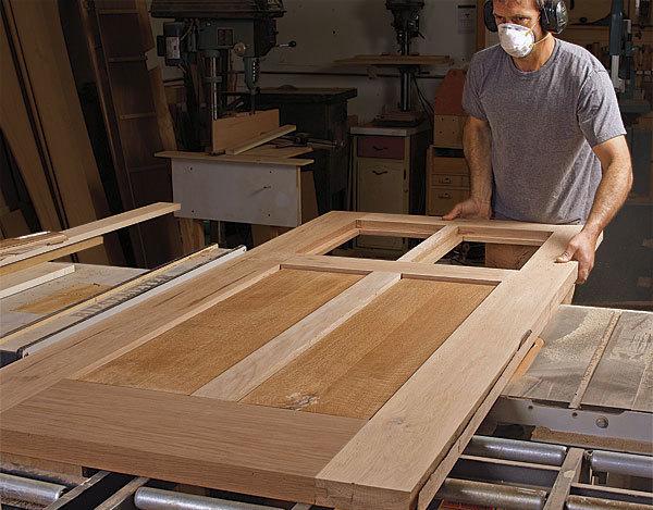Build Interior Wood Door