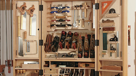 A Cabinet For Hand Tools FineWoodworking
