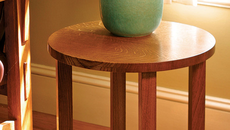 How To Build An Arts And Crafts Side Table FineWoodworking