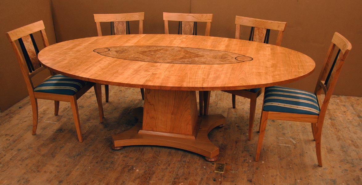 Some Custom Cherry Dining Room Furniture FineWoodworking