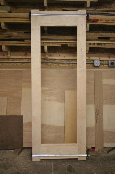 Building Interior Door
