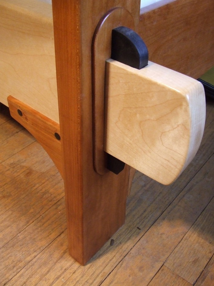 Bed Frame FineWoodworking
