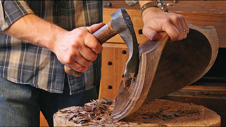 Axes And Adzes For Bowl Carving FineWoodworking