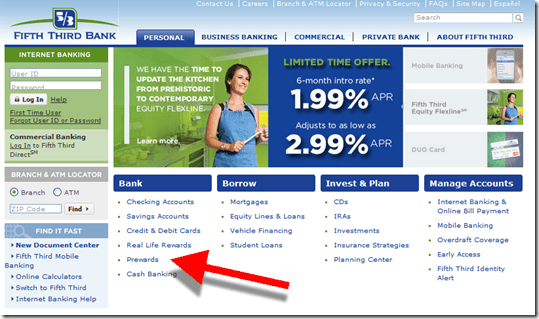 Fifth Third Personal Banking