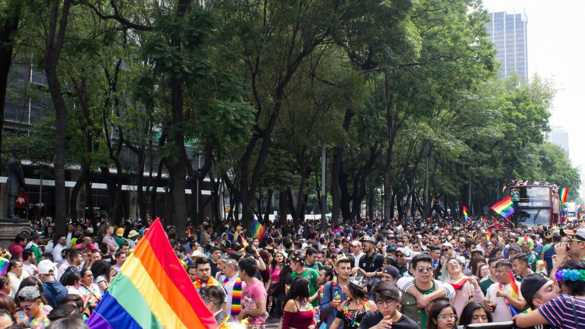 Orgullo LGBT+ en CDMX desde 0 pesos