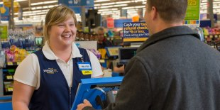 Say Goodbye To Cashiers: Walmart Store Switches To Self-Checkout Only