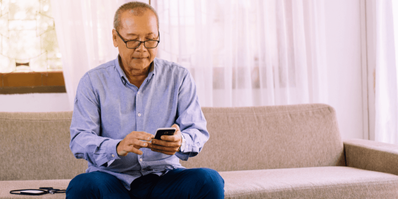 Technology Tips for Older Workers