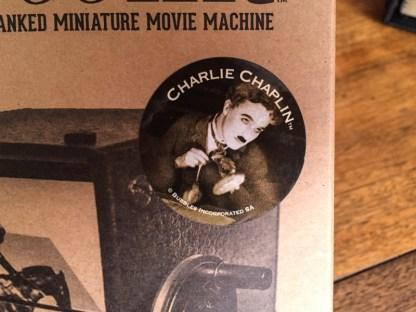 FlipBooKit Flip book charlie chaplin
