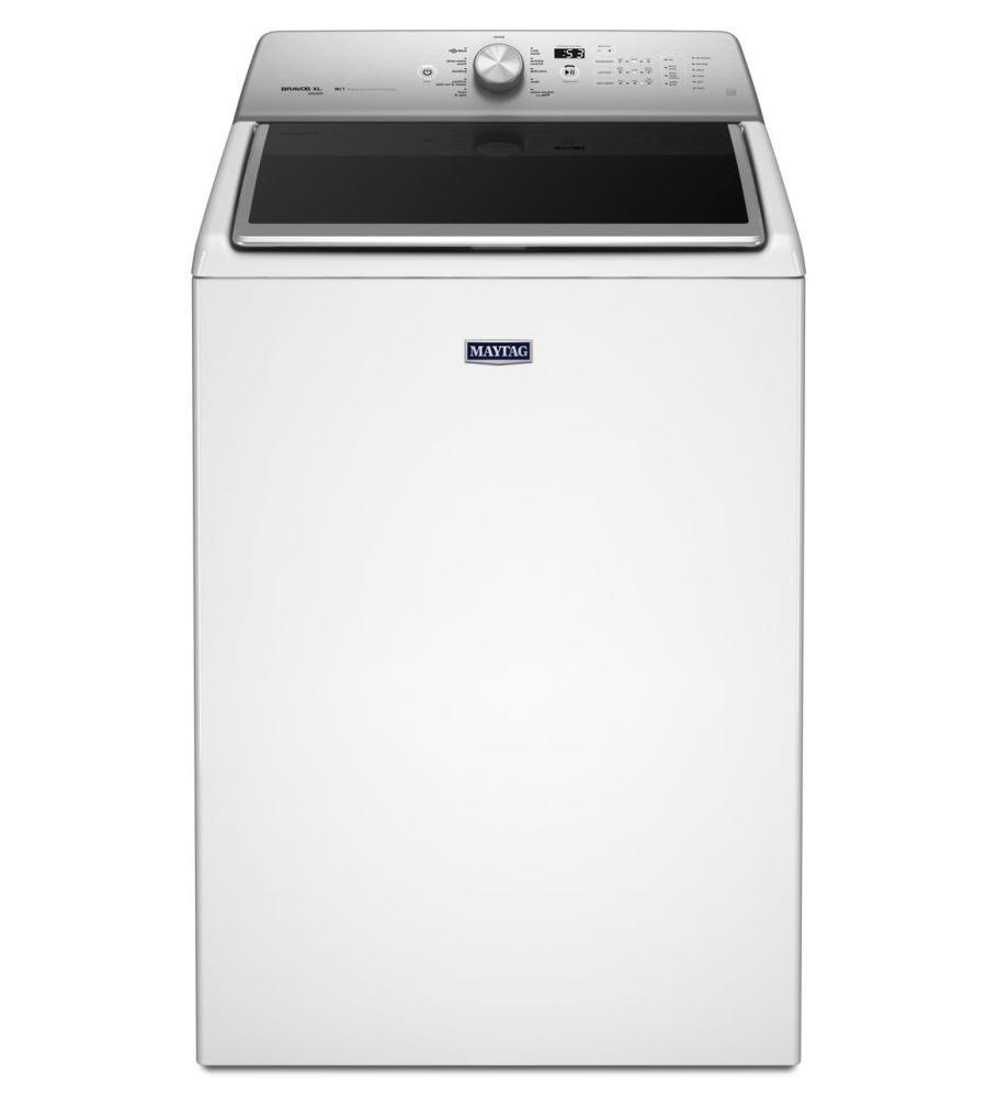 MAYTAG 53 Cu Ft Extra Large Capacity Top Load Washer With PowerWashR System MVWB855DC