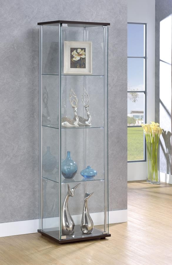 CURIO CABINET 950172 Curio Cabinets Price Busters Furniture