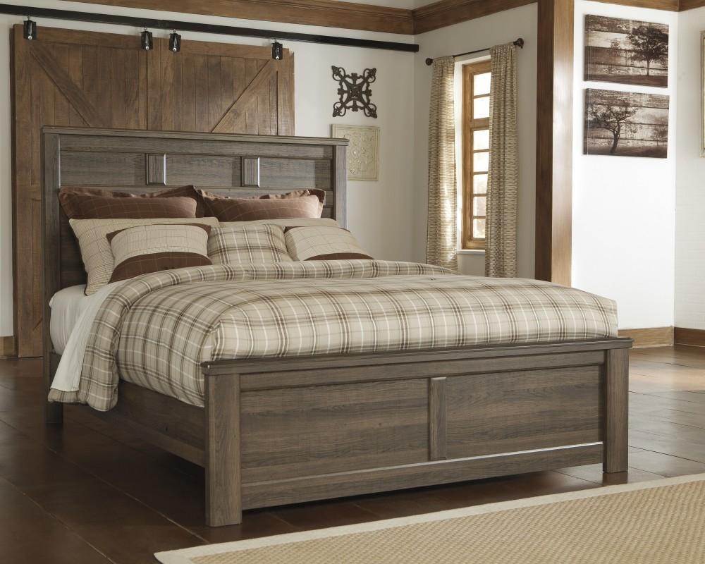 juararo 7 pc bedroom 3 pc queen panel bed dresser mirror chest 1 drawer nighstand