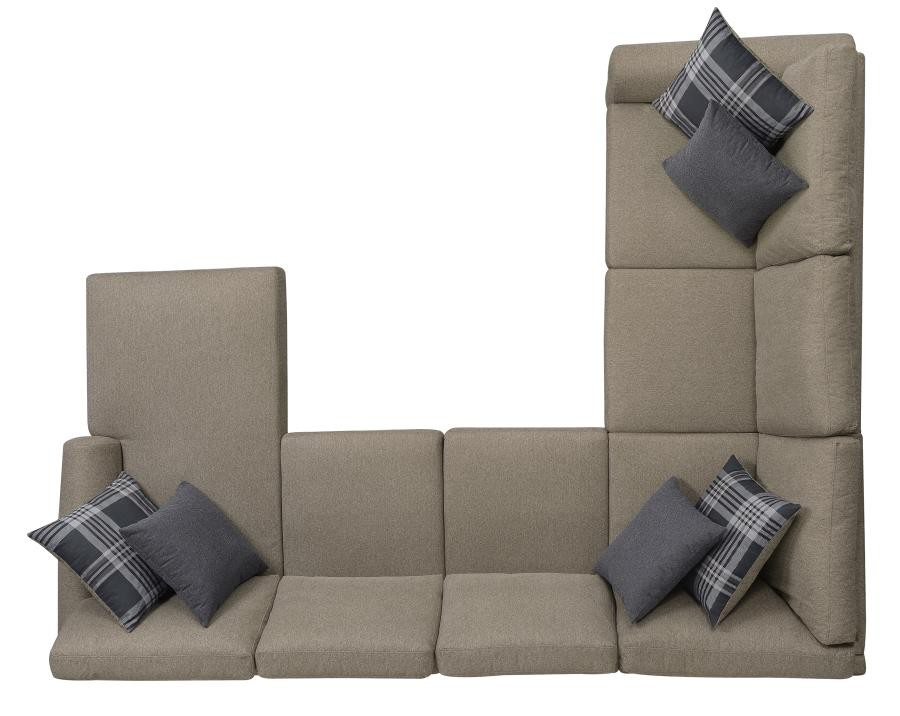 SECTIONAL 501139 Sectional Sofas Price Busters Furniture