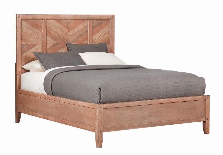 auburn collection auburn rustic queen bed