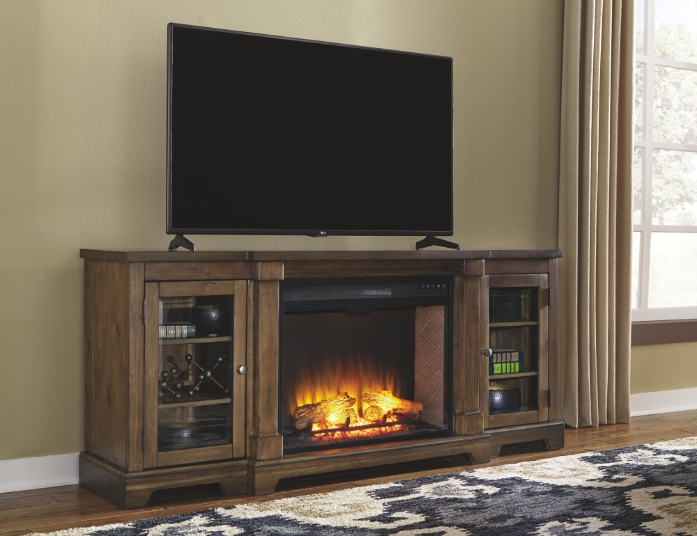 Flynnter 75 TV Stand W719 68 Consoles Price Busters