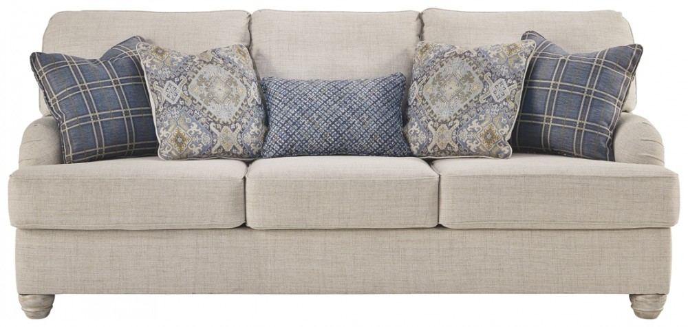 Traemore Linen Sofa 2740338 Sofas Price Busters