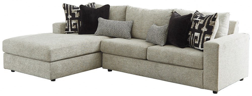ravenstone 2 piece sectional with chaise
