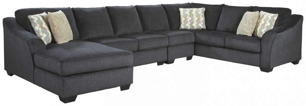 eltmann 4 piece sectional with chaise