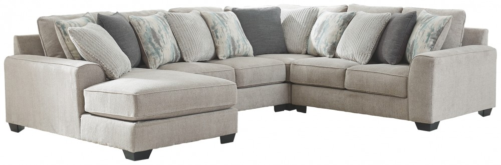 ardsley 4 piece sectional with chaise