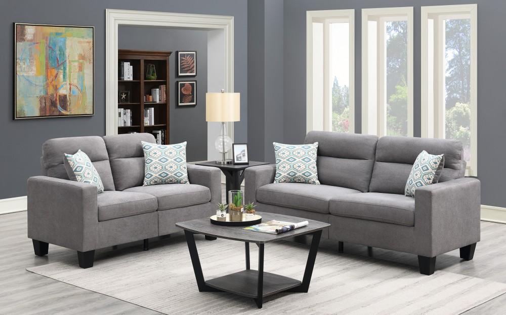 lacey gray sofa love