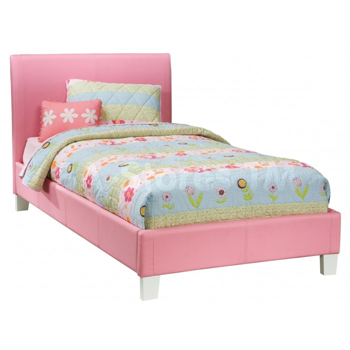 Pink Bed Pink Bed Twin Beds Price Busters Furniture