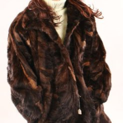 Sectional Mink Multicolor Jacket