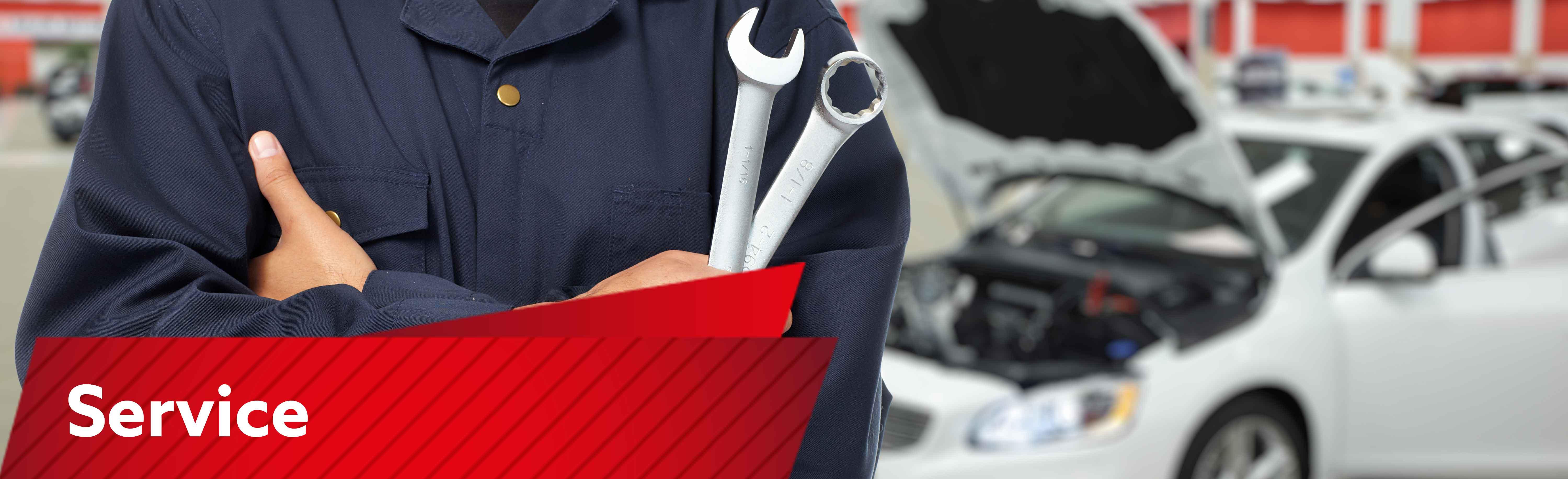 Auto Repairs & Service