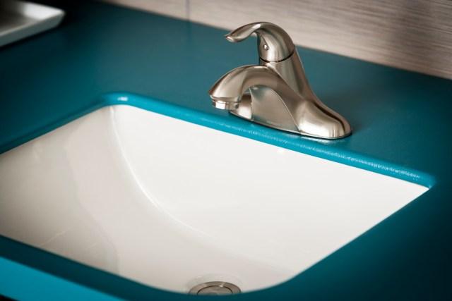 Logan Square™ Rectangular Petite Undercounter Bathroom Sink