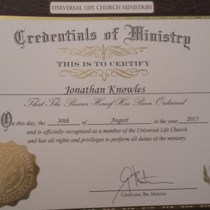 Top Wedding Officiants in Chandler  AZ  with Reviews    GigSalad Jon s Wedding Service