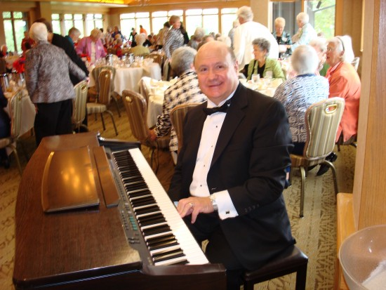 Hire Pianist For Events Fred Yacono Pianist In