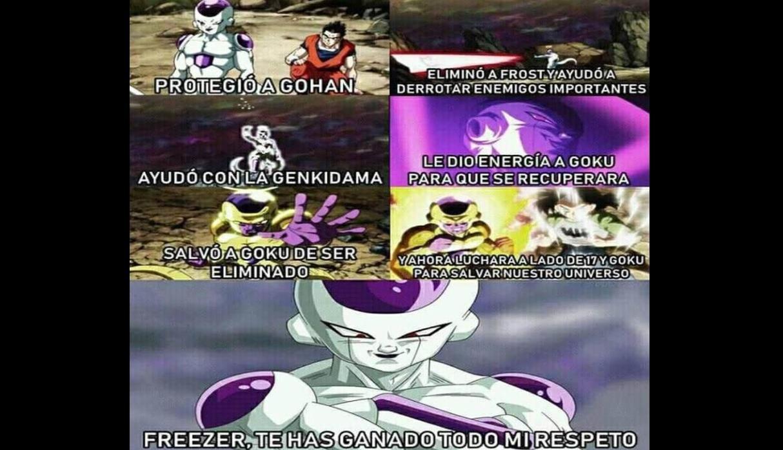 Dragon Ball Super Los Divertidos Memes Del Capitulo Final Del
