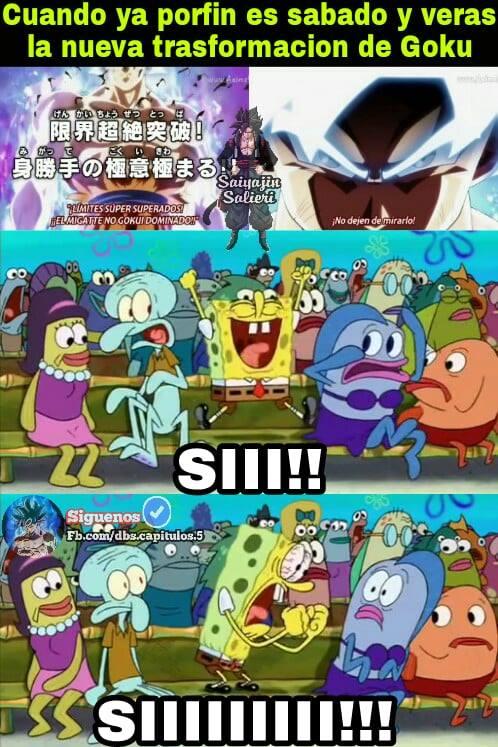 Dragon Ball Super 129 Episodio Deja Estos Graciosos Memes Redes