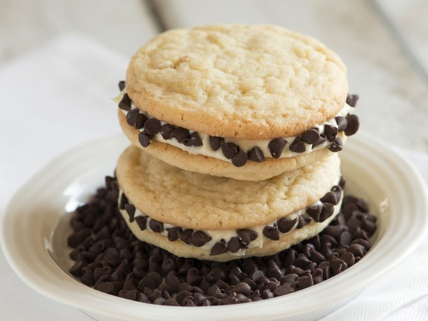 Banana Cream Cake Batter Cookies