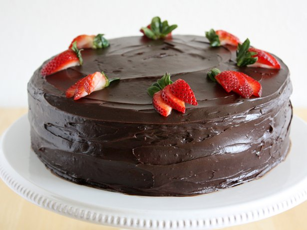 Culture & Cake (Chocolate Covered Strawberry Cake Courtesy of Betty Crocker)