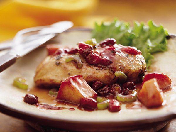 Bisquick* Apple Cranberry Sage Chicken