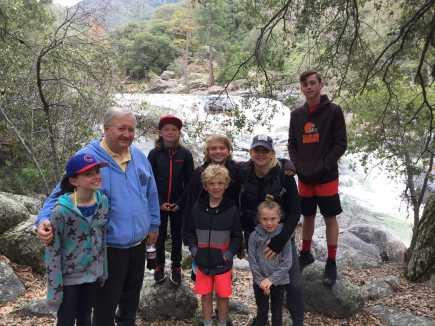 Papa Rich & kids