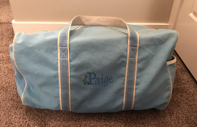 1st Generation Overnight Bag