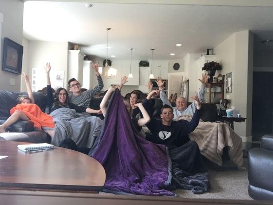 Saranoni Blankets for Everyone