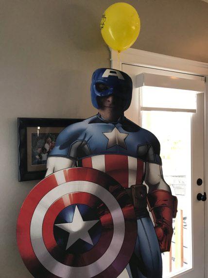 Captain Colin