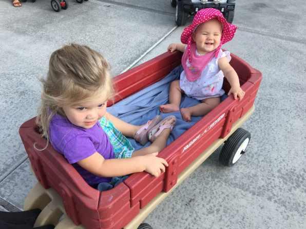 Wagon Ride August 2018