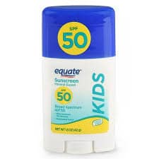 Big kids sunscreen