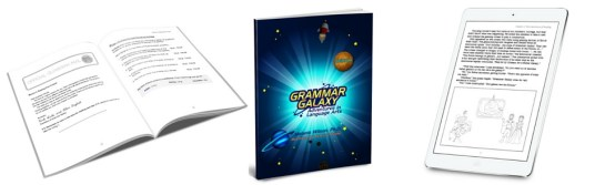 Grammar Galaxy: Adventures in Language Arts
